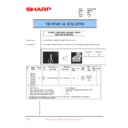 Sharp AR-F200 (serv.man34) Technical Bulletin