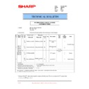 Sharp AR-F200 (serv.man36) Technical Bulletin