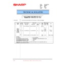 Sharp AR-F200 (serv.man38) Technical Bulletin