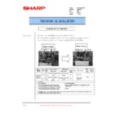 Sharp AR-F200 (serv.man42) Technical Bulletin