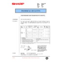Sharp AR-F200 (serv.man57) Technical Bulletin