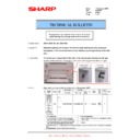 Sharp AR-M150 (serv.man34) Technical Bulletin