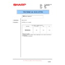 Sharp AR-M150 (serv.man44) Technical Bulletin