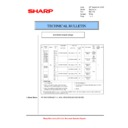 Sharp AR-M205 (serv.man43) Technical Bulletin