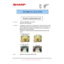 Sharp AR-M205 (serv.man47) Technical Bulletin