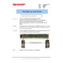 Sharp AR-M205 (serv.man51) Technical Bulletin