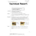 Sharp AR-M205 (serv.man53) Technical Bulletin