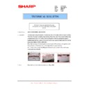 Sharp AR-M205 (serv.man56) Technical Bulletin