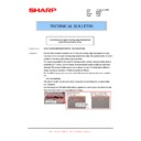 Sharp AR-M205 (serv.man59) Technical Bulletin