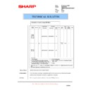 Sharp AR-M205 (serv.man74) Technical Bulletin