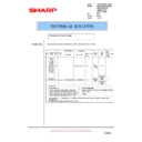 Sharp AR-M205 (serv.man76) Technical Bulletin