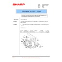 Sharp AR-M205 (serv.man77) Technical Bulletin