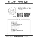 Sharp AR-M276 (serv.man11) Parts Guide
