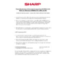 Sharp AR-M276 (serv.man15) FAQ