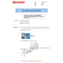 Sharp AR-M276 (serv.man36) Technical Bulletin