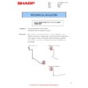 Sharp AR-M276 (serv.man37) Technical Bulletin