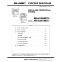 Sharp AR-M276 (serv.man5) Service Manual