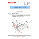 Sharp AR-M276 (serv.man59) Technical Bulletin