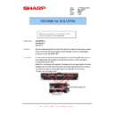 Sharp AR-M276 (serv.man66) Technical Bulletin