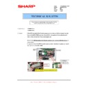 Sharp AR-M276 (serv.man71) Technical Bulletin