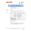 Sharp AR-M276 (serv.man74) Technical Bulletin