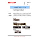 Sharp AR-M276 (serv.man83) Technical Bulletin