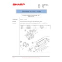 Sharp AR-M276 (serv.man93) Technical Bulletin