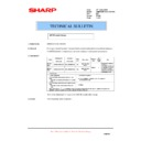 Sharp AR-M300 (serv.man23) Technical Bulletin