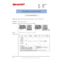 Sharp AR-M300 (serv.man27) Technical Bulletin