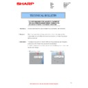 Sharp AR-M316 (serv.man46) Technical Bulletin