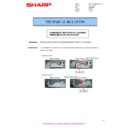Sharp AR-M316 (serv.man47) Technical Bulletin