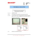 Sharp AR-M316 (serv.man63) Technical Bulletin
