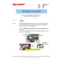 Sharp AR-M316 (serv.man86) Technical Bulletin