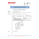 Sharp AR-M550 (serv.man138) Technical Bulletin