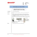 Sharp AR-M550 (serv.man141) Technical Bulletin