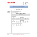 Sharp AR-M550 (serv.man143) Technical Bulletin