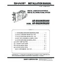 Sharp AR-M550 (serv.man23) Service Manual