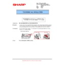 AR-M550 (serv.man75) Technical Bulletin