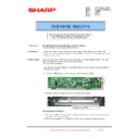 Sharp AR-M550 (serv.man87) Technical Bulletin