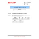 Sharp AR-M550 (serv.man89) Technical Bulletin