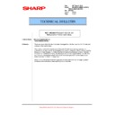 Sharp AR-M620 (serv.man113) Technical Bulletin