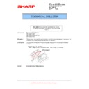 Sharp AR-M620 (serv.man116) Technical Bulletin