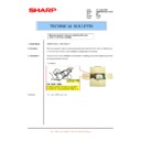 Sharp AR-M620 (serv.man150) Technical Bulletin