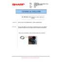 Sharp AR-M700 (serv.man100) Technical Bulletin
