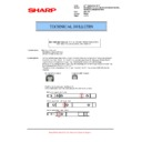 Sharp AR-M700 (serv.man103) Technical Bulletin