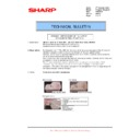 Sharp AR-M700 (serv.man128) Technical Bulletin