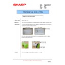 Sharp AR-M700 (serv.man167) Technical Bulletin