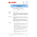 Sharp AR-PB2 (serv.man32) Technical Bulletin