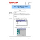 Sharp AR-PB2A (serv.man42) Technical Bulletin
