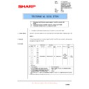 Sharp AR-RP8 (serv.man16) Technical Bulletin